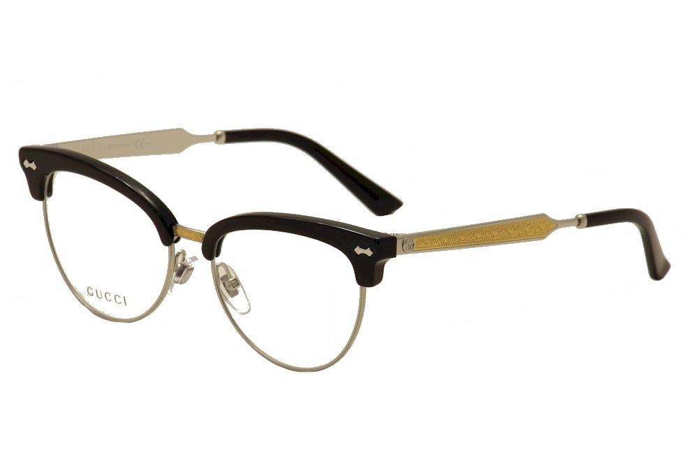 5d7d2820f93 Gucci Women s Eyeglasses GU4284 GU 4284 Full Rim Cat Eye Optical Frame by  Gucci