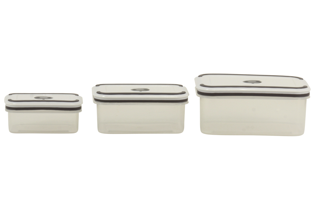 Image of New Fashion 6 Piece Food Container Set