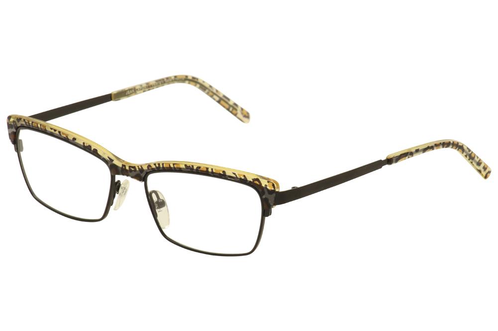 Lafont Paris Women\'s Eyeglasses Pulsion Full Rim Optical Frame