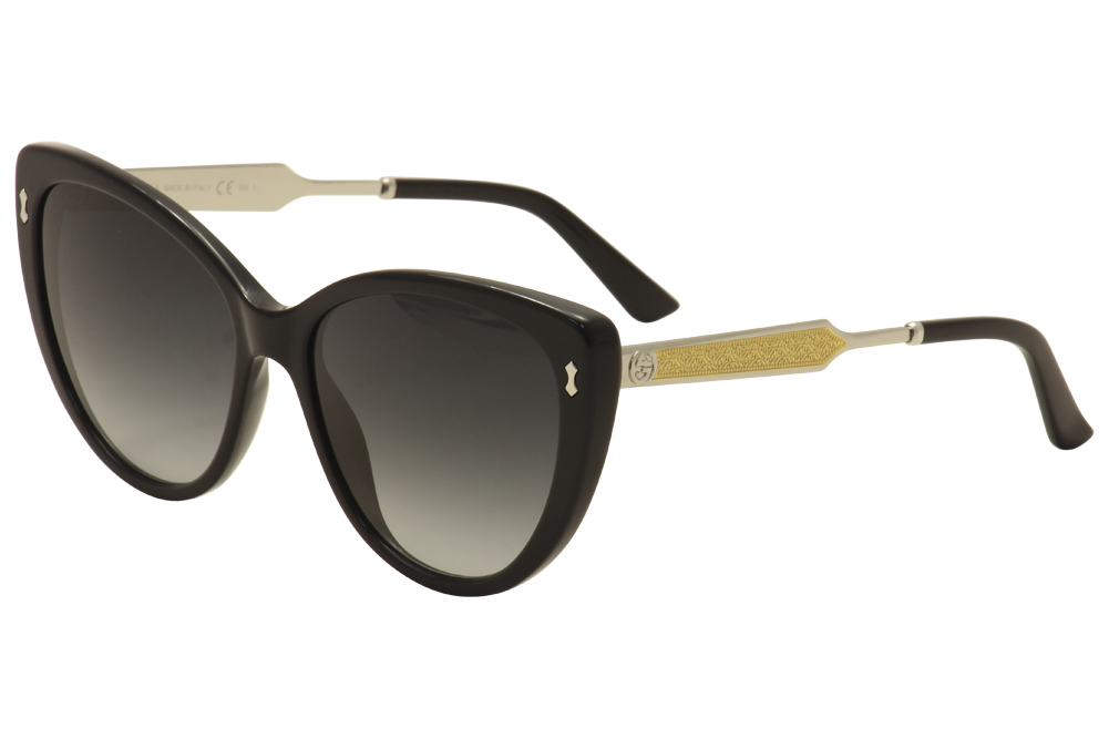 a28bb99364 Gucci Women s GG 3804 S 3804 S Cat Eye Sunglasses by Gucci. Hover to zoom