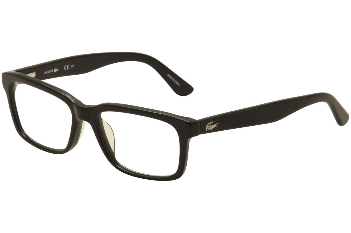 74c14a10e7a Lacoste Men s Eyeglasses L2672 L 2672 Rim Optical Frame 54mm by Lacoste