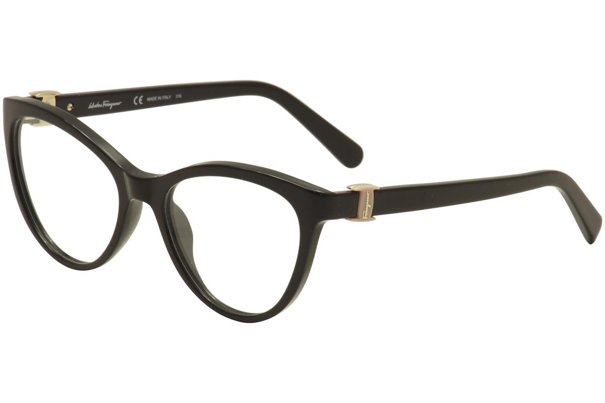 Salvatore Ferragamo Women's Eyeglasses SF2761 SF/2761 Full Rim Optical  Frame by Salvatore Ferragamo