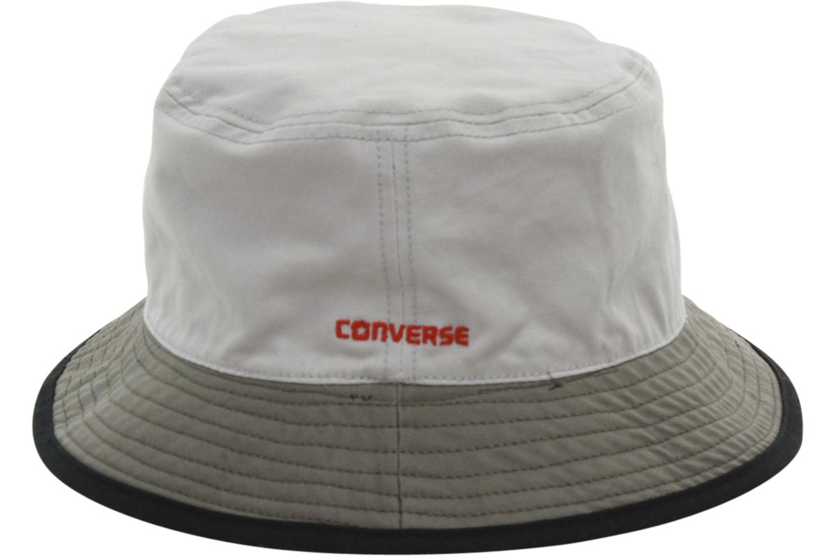 f7c70560dbb Converse Men s Reversible Cotton Fashion Bucket Hat by Converse