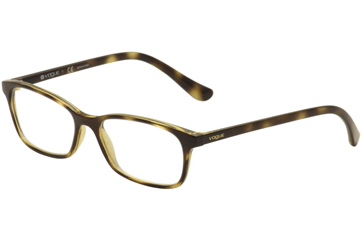 adc40fa500 Vogue Women s Eyeglasses VO5053 VO 5053 Full Rim Optical Frame by Vogue