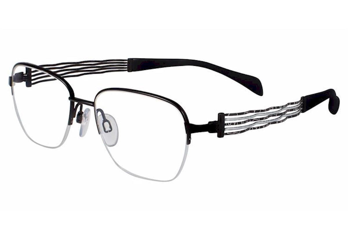 Line Art Xl 2006 : Charmant line art eyeglasses xl titanium half