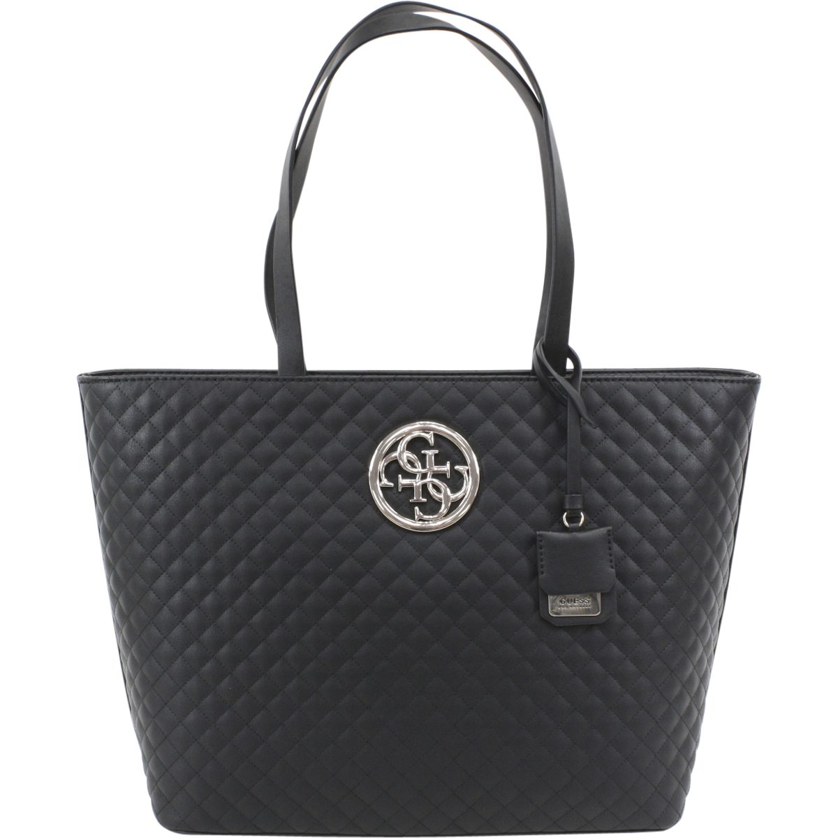 7bd2944496d3 Guess Women's G Lux Large Quilted Tote Handbag by Guess