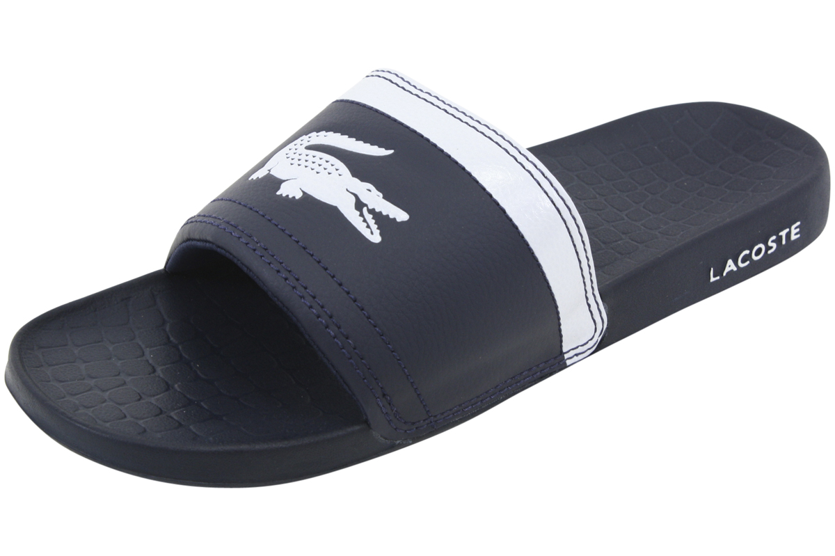 247d0e1a9 Lacoste Fraisier Mens Slides Mens Footwear Shop Mens Footwear COLOUR-black