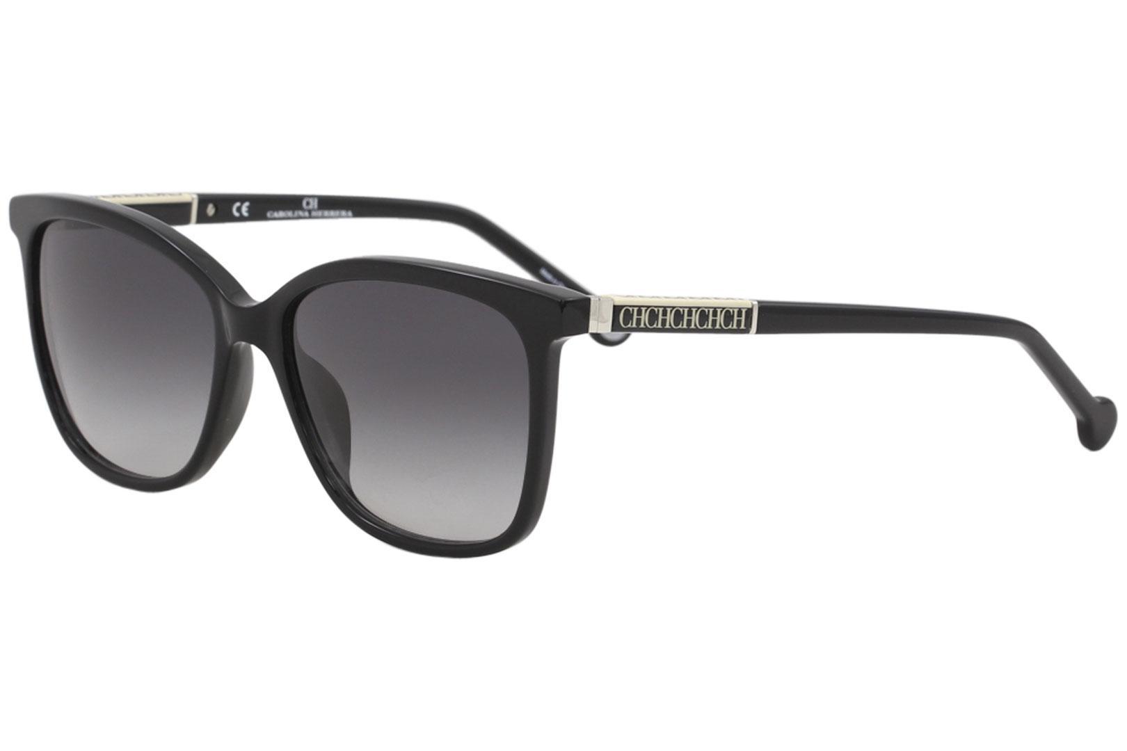 3698745dd8 CH Carolina Herrera Women s SHE702 SHE 702 Fashion Square Sunglasses by Carolina  Herrera