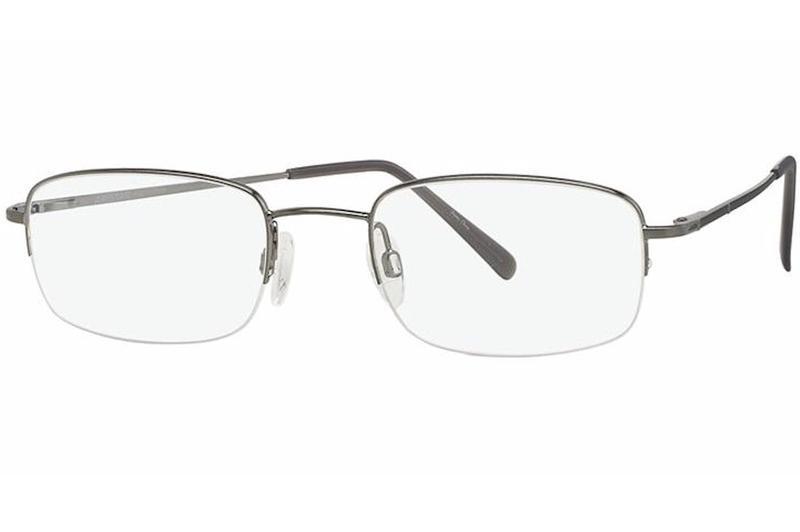 def24879b88 Aristar By Charmant Men s Eyeglasses AR6752 AR 6752 Half Rim Optical Frame  by Aristar By Charmant