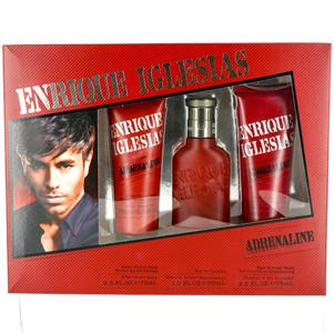 Image of Adrenaline/enrique iglesias set (m)