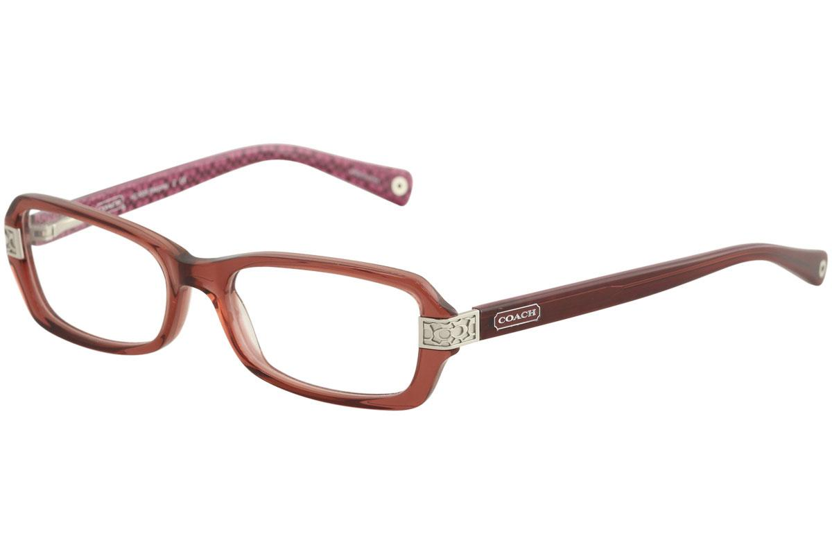 1889c5fd3cf Coach Women s Eyeglasses Marjorie HC6005 HC 6005 Full Rim Optical by Coach