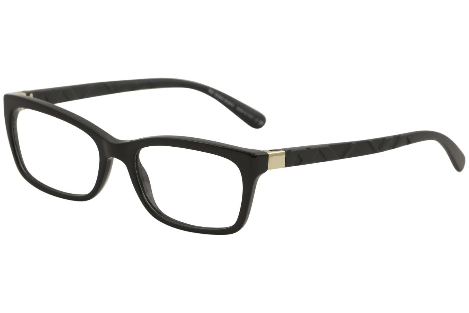 2100d33eb1a5 Burberry Women s Eyeglasses BE2220 BE 2220 Full Rim Optical Frame by  Burberry
