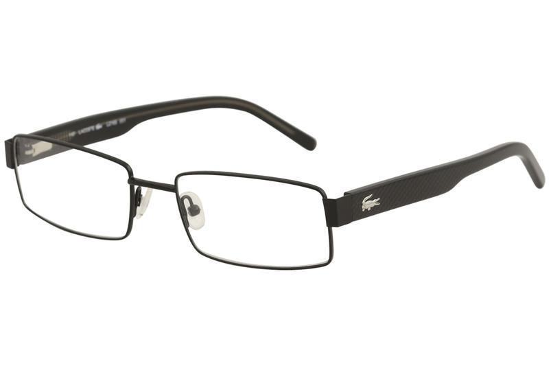 0f8864f4de Lacoste Men s Eyeglasses L2165 L 2165 Full Rim Optical Frame by Lacoste