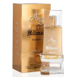 Image of Ab spirit millionaire/lomani edp spray 3.4 oz (w)