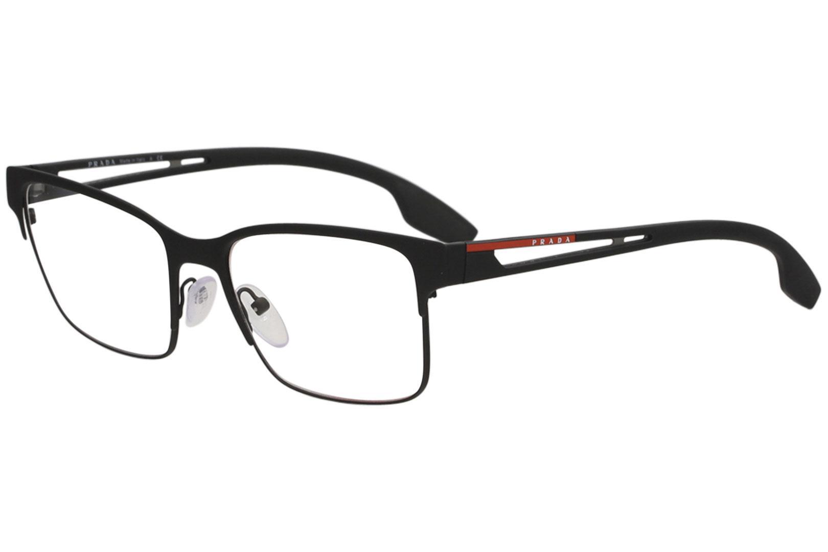0983a8adbfb Prada Linea Rossa Men s Eyeglasses VPS55I VPS 55I Full Rim Optical Frame