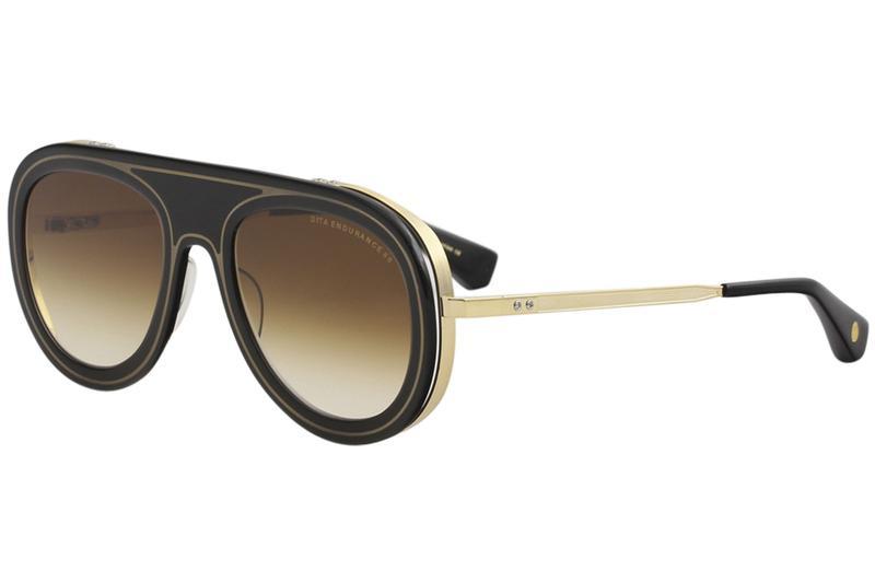 026fb9cfcf Dita Men s Endurance-88 DTS107 DTS 107 Fashion Pilot Titanium Sunglasses
