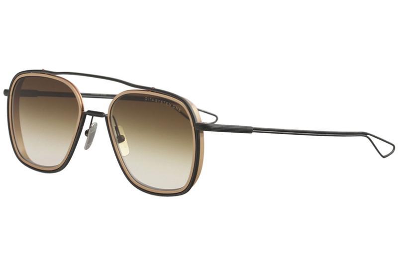 bac6e0bdea Dita Men s System-One DTS103 DTS 103 Fashion Pilot Titanium Sunglasses