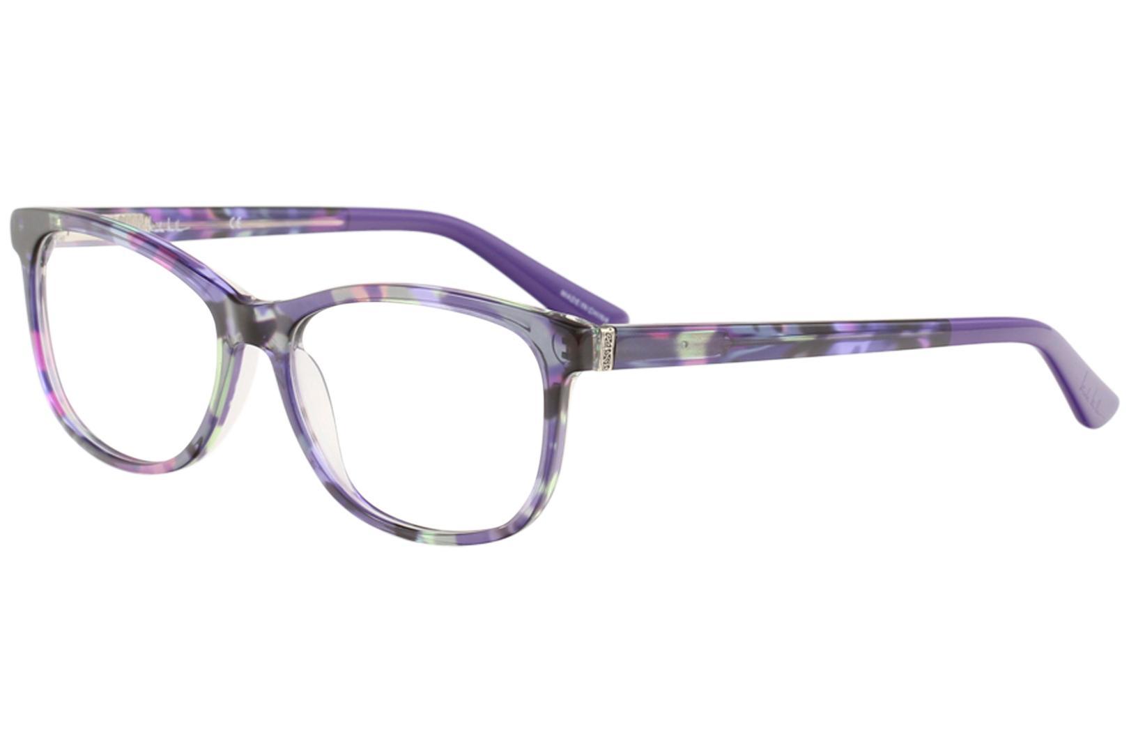 e58e573d3a Nicole Miller Women s Eyeglasses Brook Full Rim Optical Frame by Nicole  Miller