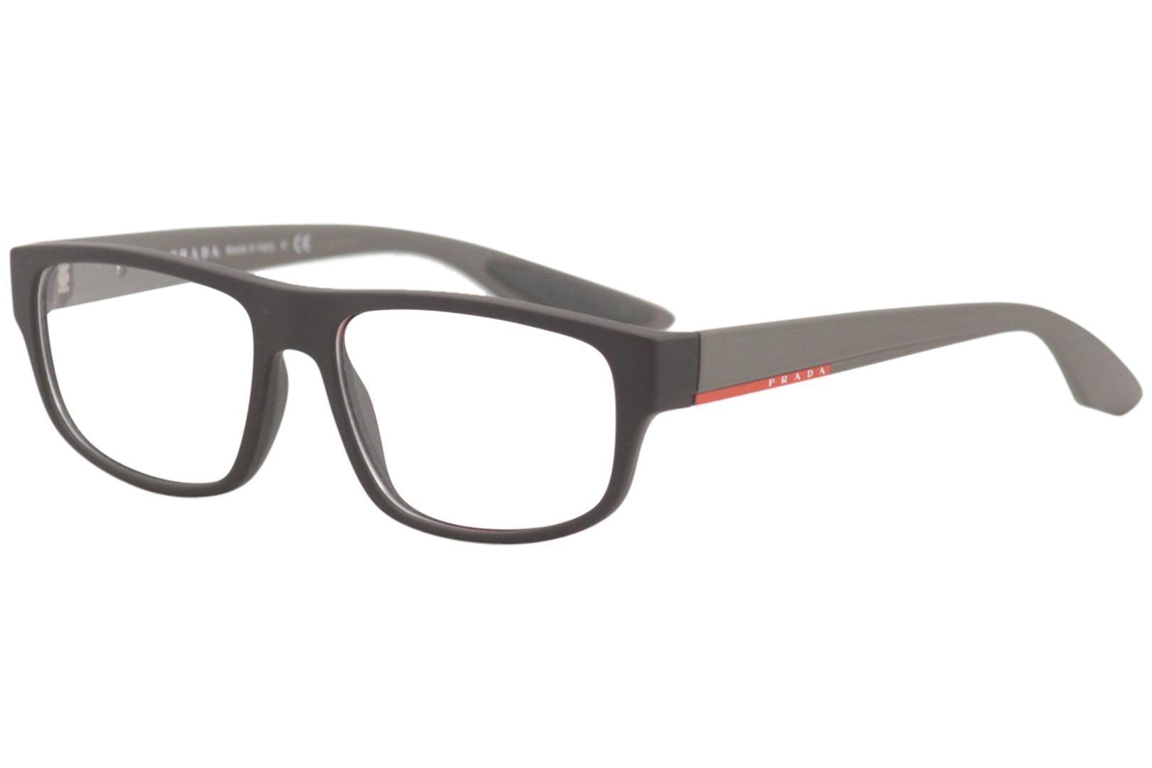 b4714dbaf05c Prada Linea Rossa Men s Eyeglasses VPS03G VPS 03 G Full Rim Optical Frame  by Prada Linea Rossa