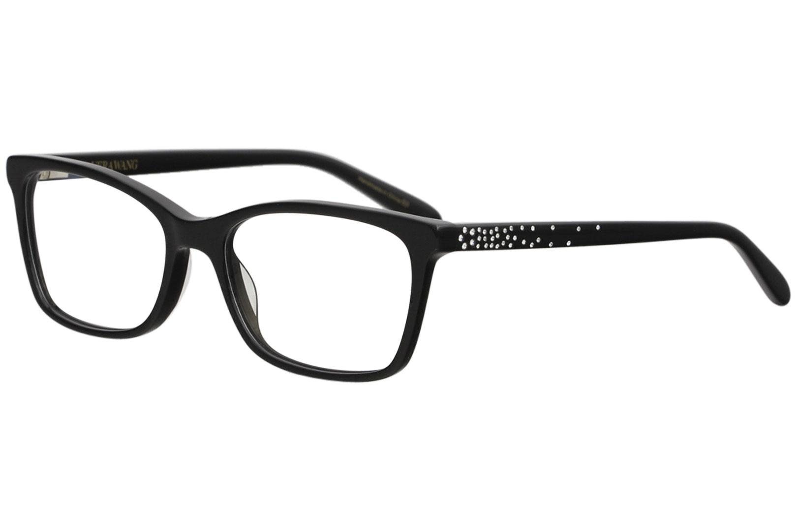 21bf05d99bb Vera Wang Eyeglasses Silvia Full Rim Optical Frame by Vera Wang