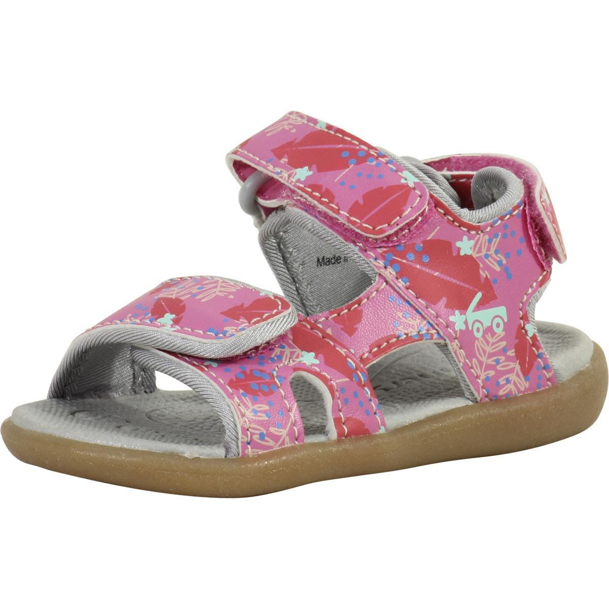 327c918db3889 See Kai Run Toddler Girl's Makena Sandals Shoes