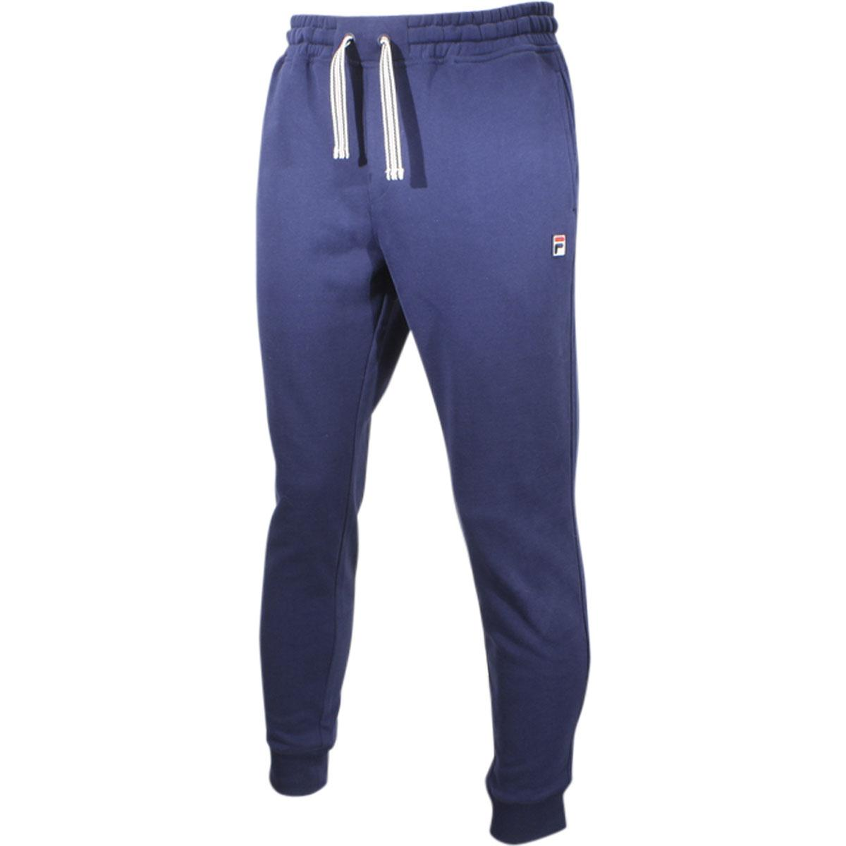 fe6b4c8bd1e29 Fila Men's Visconti Drawstring Jogger Pants