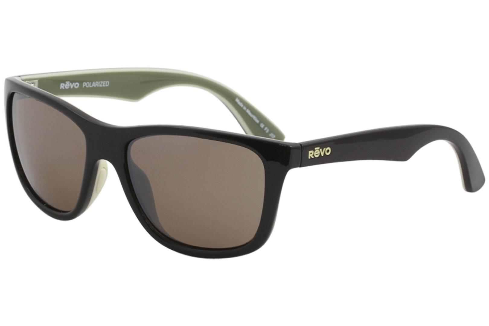 a8031bf73fe Revo Men s Otis RE1001 RE 1001 Fashion Square Sunglasses