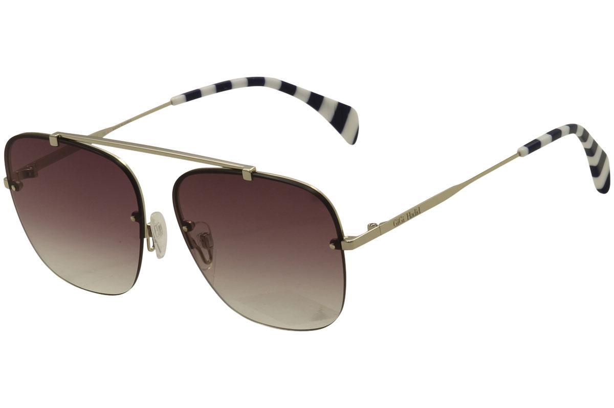 0a3287100b3 Gigi Hadid by Tommy Hilfiger Women s GIGI2 GIGI 2 Square Sunglasses by  Tommy Hilfiger