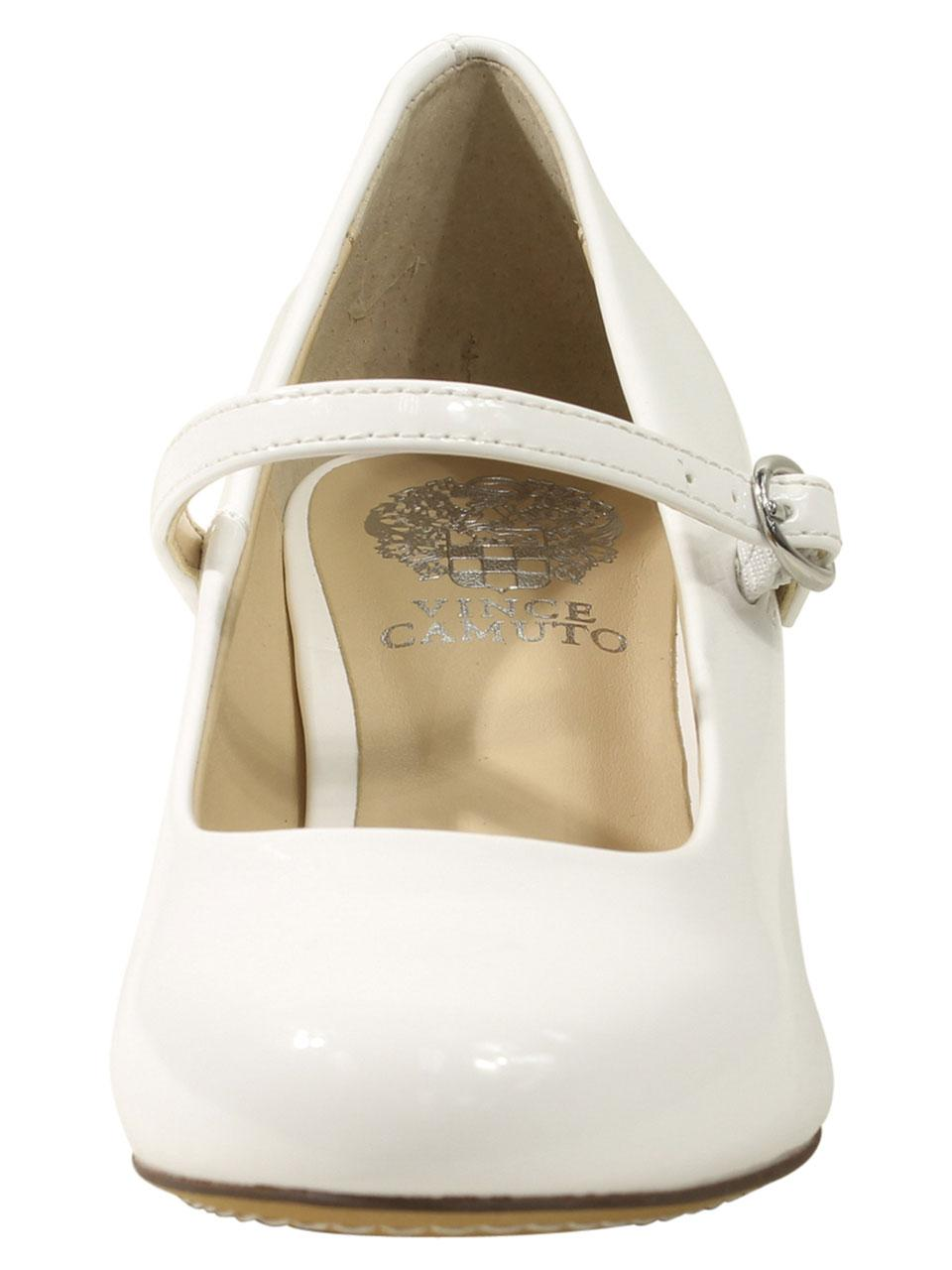 Vince Camuto Little//Big Girl/'s Brenna-2 Patent Mary Janes Shoes