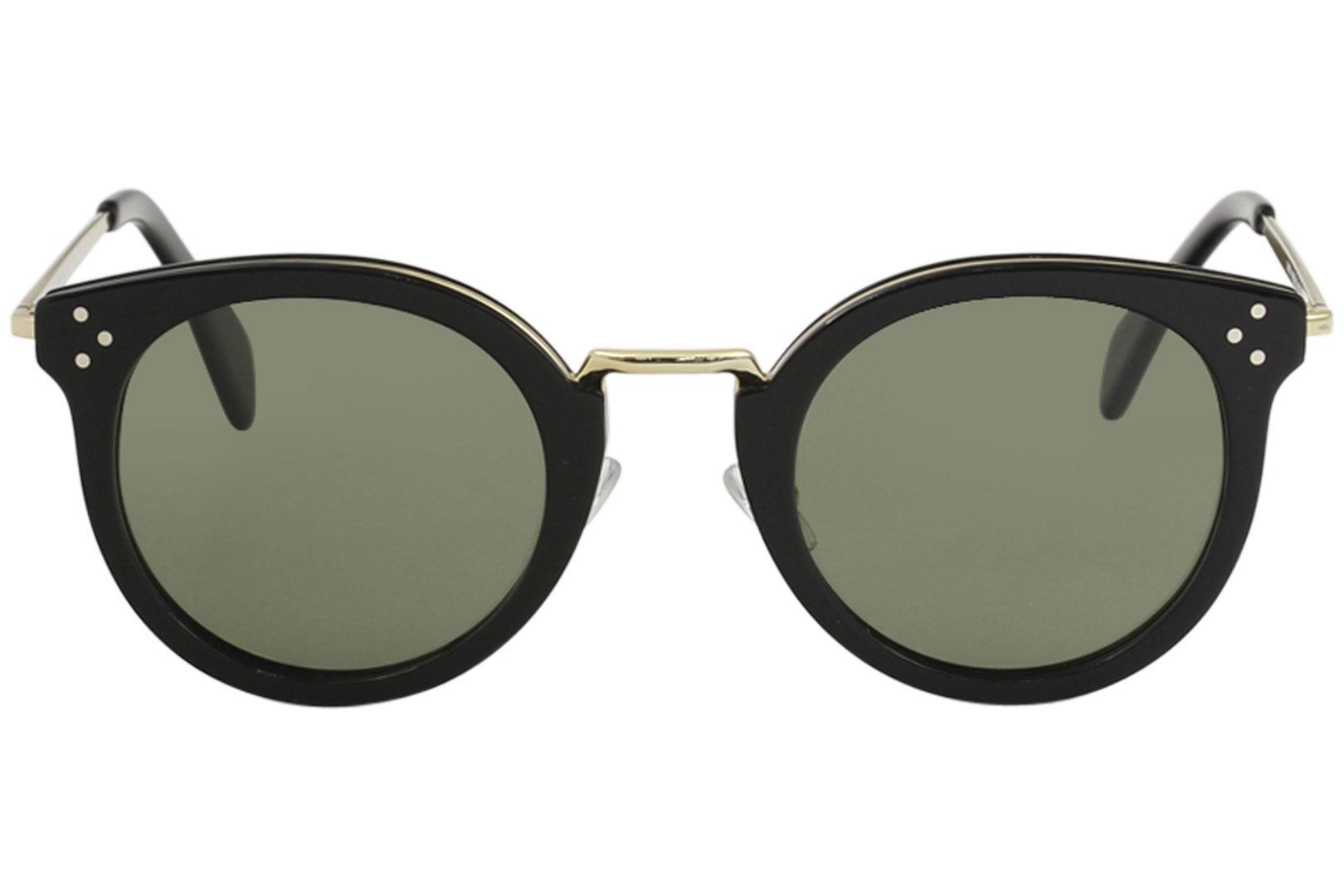 8fdb916a707 Celine Women s CL40011U CL 40011 U Fashion Round Sunglasses by Celine