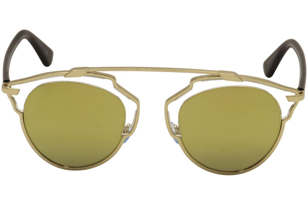 9cd4312293dcf Christian Dior Women's Dior-So-Real/s DiorSoReal Fashion Sunglasses