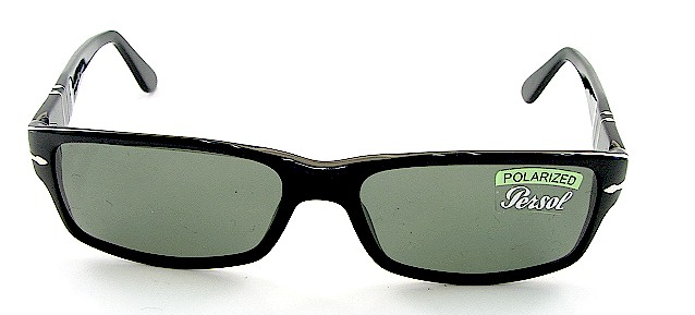 265b6857f9 Persol 2747-S 2747S 95 48 Polarized Black Sunglasses 57x16 by PERSOL
