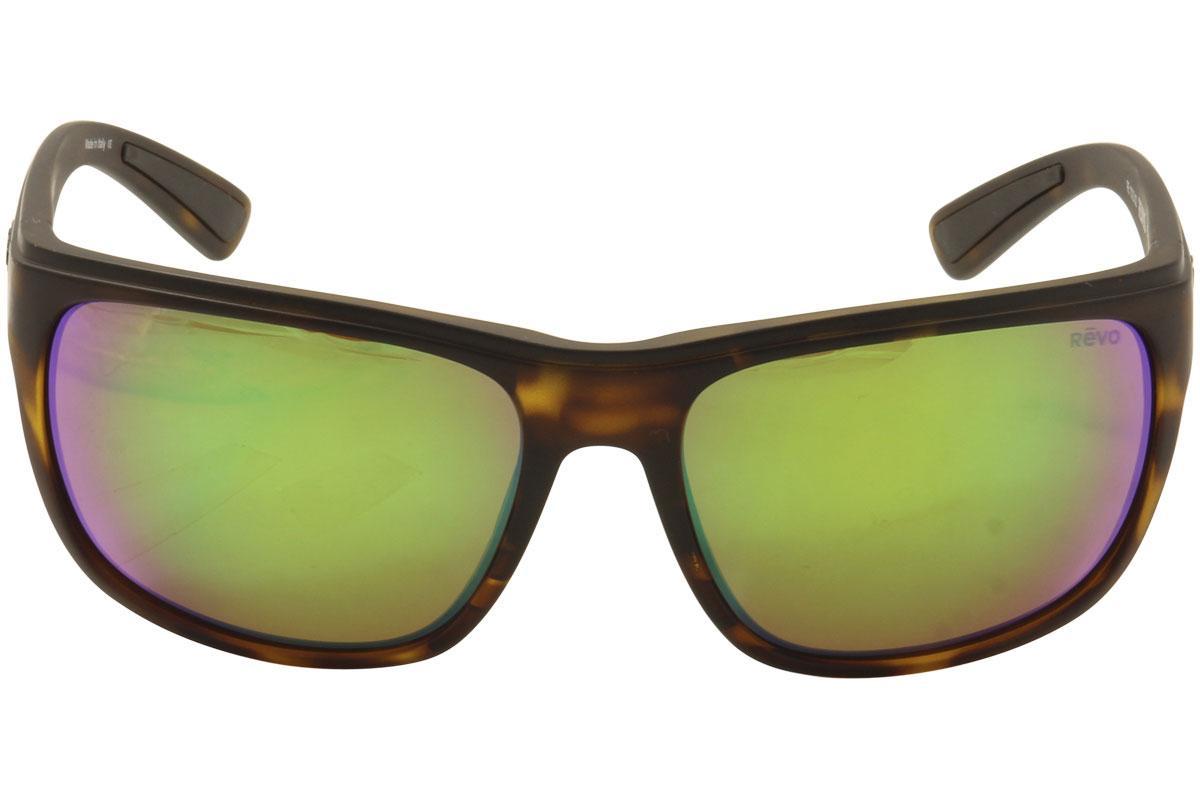 8370698537 Revo Men s Remus RE1023 RE 1023 Wrap Sunglasses