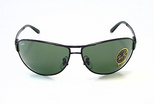 60921d9cfd RAY-BAN RAYBAN RB 3342 Warrior Matte Black 006 Sunglasses by Ray-Ban