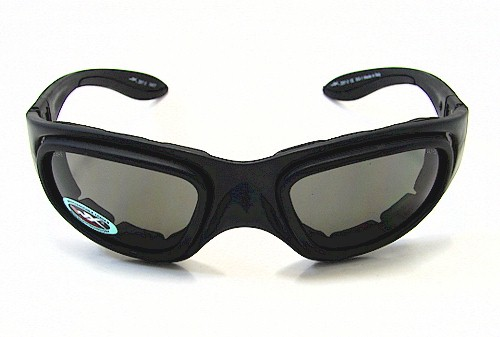 d60dcb1cc4a WILEY-X WILEYX SG-1 Gloss Black 71 Goggles Sunglasses by Wiley-X