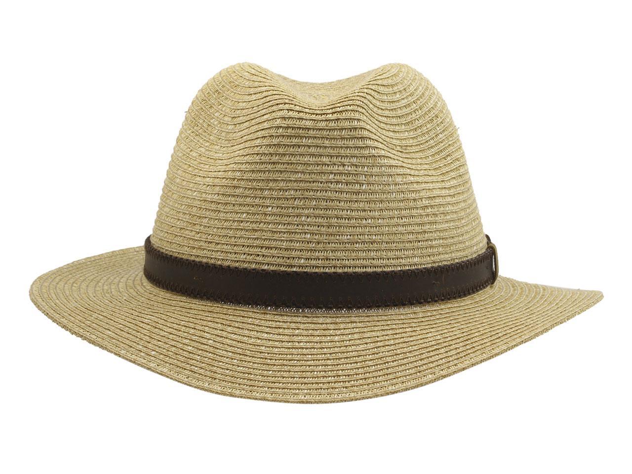 697785d7a31 Tommy Bahama Men s Fine Braid Toyo Safari Hat by Tommy Bahama