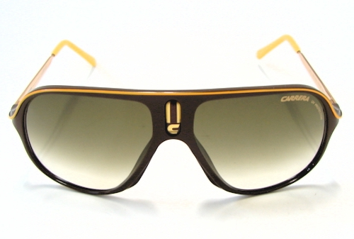 119b5c8ebcf2 CARRERA SAFARI/A Sunglasses SAFARIA Brown/Yellow G16-DB Shades by Carrera