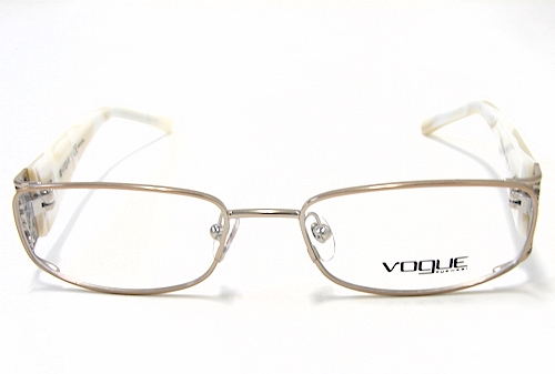 Eyeglass Frames Vogue : VOGUE VO 3661-B Eyeglasses VO3661B Sand Beige 835 Optical ...