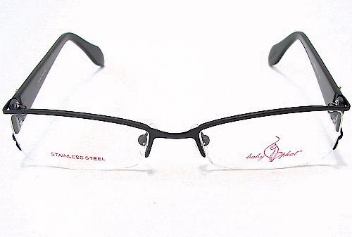 Baby Phat 138 Eyeglasses Matte Black Mblk Optical Frame