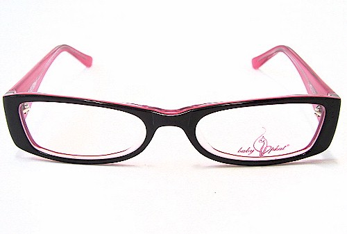 Eyeglass Frames For Babies : BABY PHAT 218 Eyeglasses DARK PINK DPNK Optical Frame