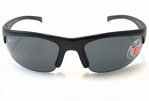 99ce87cb8ef Ray Ban RB 4039 Sunglasses RayBan RB4039 Matte Black 601S 81 Polarized by  Ray-Ban