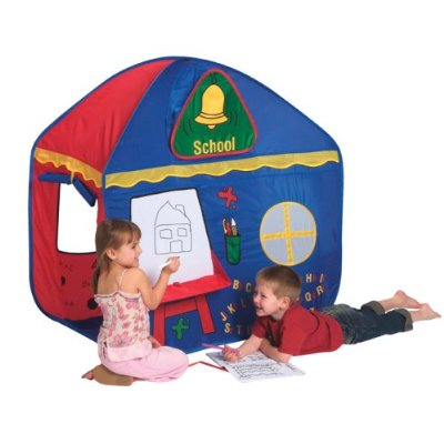 School House Pop-Up Tent Toy Schylling 4092 by Schylling  sc 1 st  JoyLot.com & School House Pop-Up Tent Toy Schylling 4092