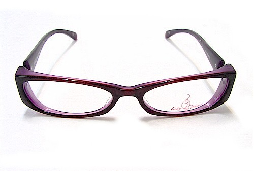 64b4c613dd BABY PHAT 214 Eyeglasses Plum Optical Frame by Baby Phat