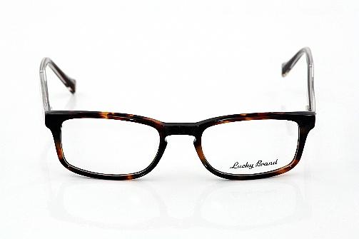 Lucky Brand Jude Eyeglasses Tortoise Optical Frame