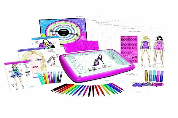 Melissa And Doug Fashion Design Studio Fashion Design Studio Toy Zoom