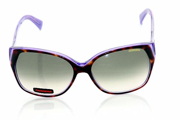ffcf6066a36ca Carrera GiseleS Sunglasses Gisele S Havana Violet Shades by Carrera