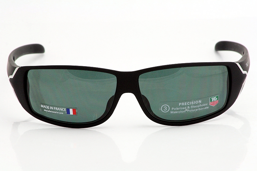1cfc5d60c6 Tag Heuer 9207 Sunglasses TagHeuer Polarized Precision Noir Shades by Tag  Heuer