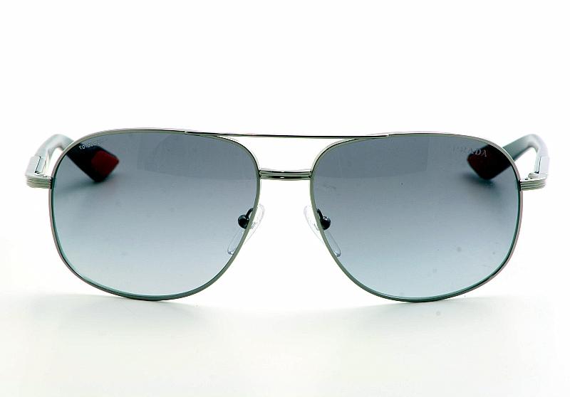 f6b88ad71db Prada Sunglasses SPS 50M Gunmetal Shades by Prada