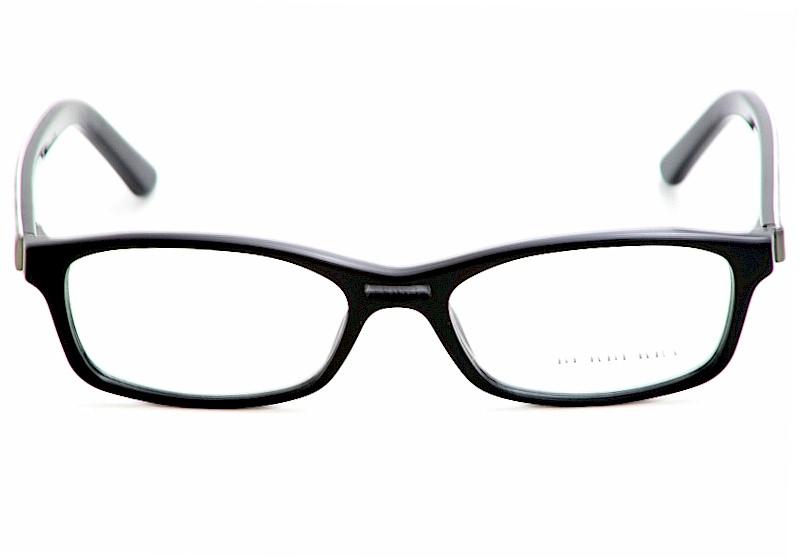 Burberry Black Frame Glasses : Burberry Eyeglasses B2087 Black Optical Frame