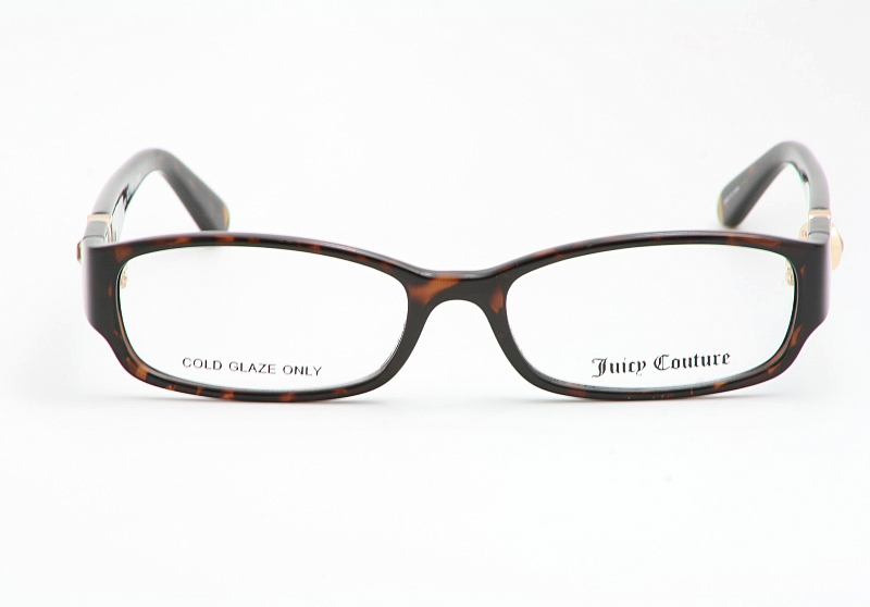 juicy couture eyeglasses prestige tortoise optical frame by juicy couture
